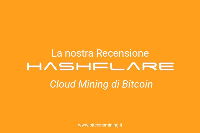 hashflare recensione