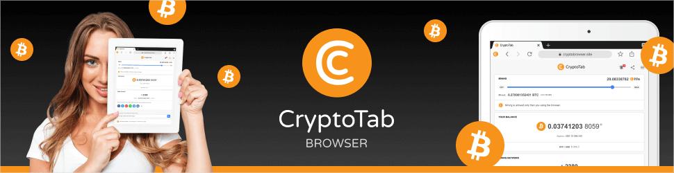 mining browser cryptotab